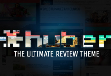 Huber v2.27: Multi-Purpose Review Theme