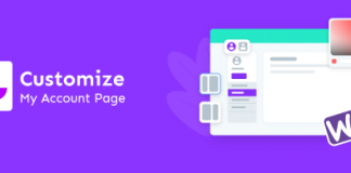 WooCommerce Custom My Account Pages v1.0.10
