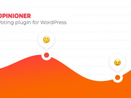 Opinioner v2.0.0 - WordPress voting plugin