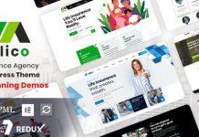 Alico v1.0.6 - Insurance WordPress Theme