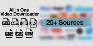 All in One Video Downloader Script v1.10.0 Nulled