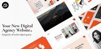 Borgholm v1.0 - Marketing Agency WordPress Theme