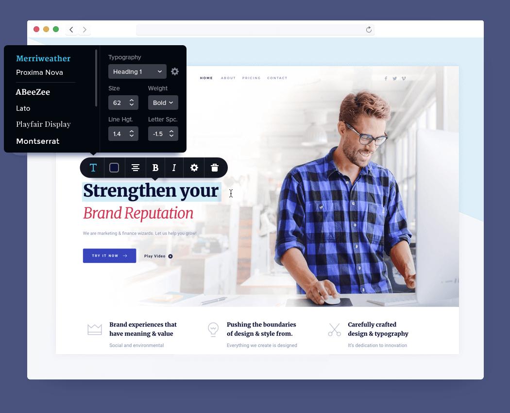 Brizy Pro v2.2.2 - WordPress Builder Plugin