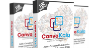 CanvaKala Pro v1.56 - Complete Image Editor plugin inside your WordPress