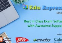 EduEx - Online Exam Software Elite (7 January 21)