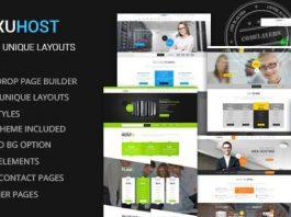 FoxuhHost v1.4 - Shop, Corporate & Web Hosting WordPress Theme + WHMCS