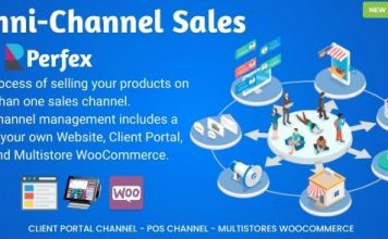 Omni Channel Sales for Perfex CRM v1.0.0