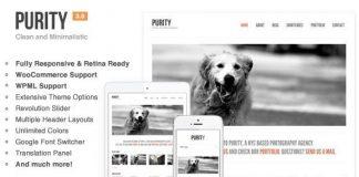 Purity v4.4.9 - Responsive, Minimal & Bold WP Theme