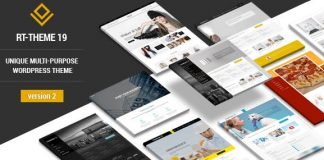 RT-Theme 19 v2.9.8 | Multi-Purpose WordPress Theme
