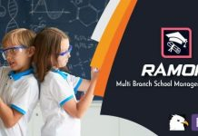 Ramom School v3.5 - Multi Branch School Management System Nulled