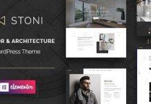 Stoni v1.1.2 - Architecture Agency WordPress Theme