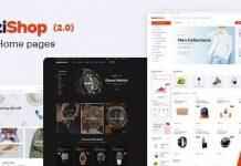 Yozi v2.0.31 - Multipurpose Electronics WooCommerce WordPress Theme