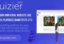 Quizier Multipurpose Viral Application