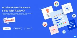 ReviewX Pro - Accelerate WooCommerce Sales With ReviewX