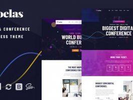 Voelas - Event & Conference WordPress Theme
