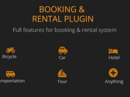 BRW - Booking Rental Plugin WooCommerce