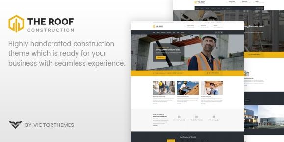 Roof - WP Construction, Building Business