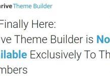 Thrive Theme Builder + Shapeshift Theme
