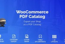 WooCommerce PDF Catalog